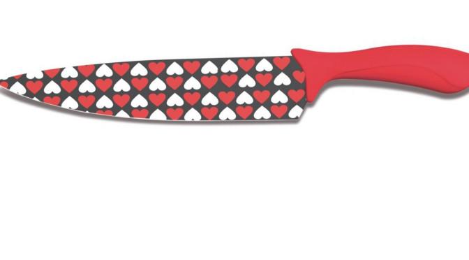A faca do amor