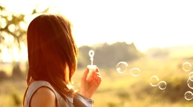 Felicidade silenciosa