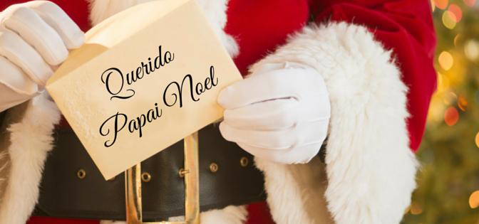 Querido Papai Noel