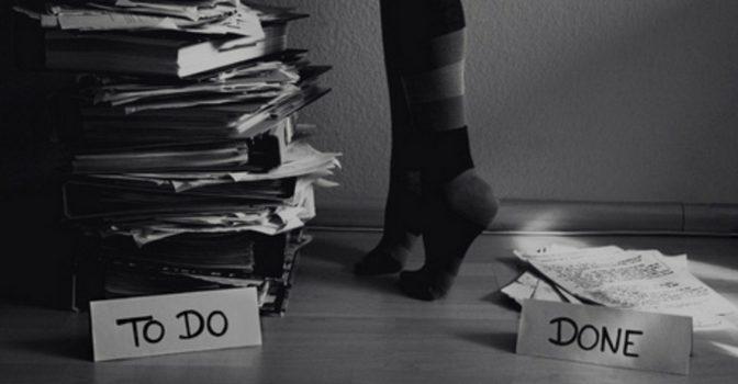 Procrastinação, sabotagem e sina de não se achar bom o bastante